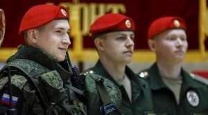 В Брянской области на Новый год усилили военное патрулирование