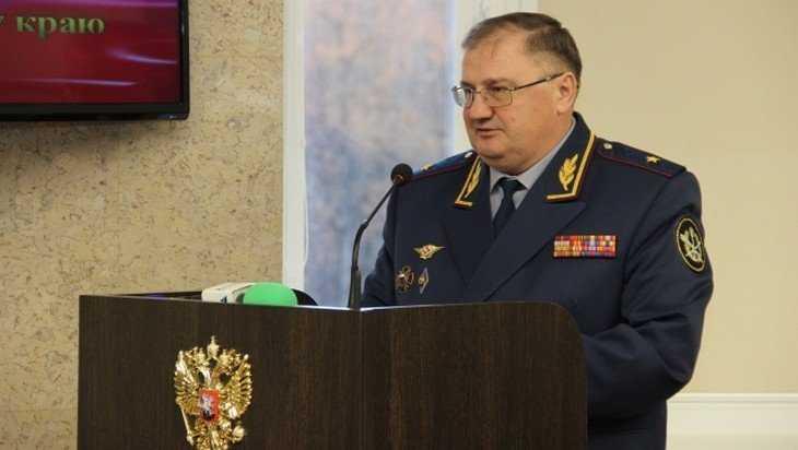 Уроженец Брянской области оставил генеральскую должность