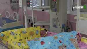 В Брянске в новогодние праздники родилось 139 малышей