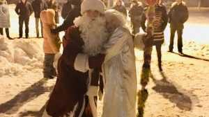 Новый год в Брянске отпраздновали на 16 площадках