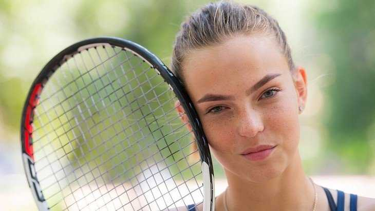 Юная теннисистка Влада Коваль вернулась в Брянск из Москвы