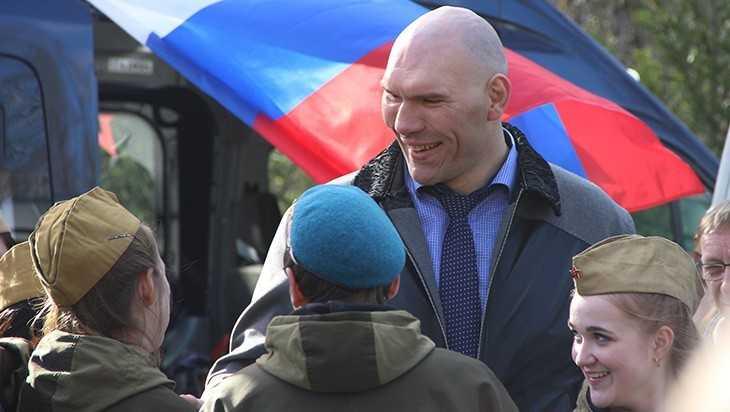 Николая Валуева выделили среди спортсменов – депутатов Госдумы