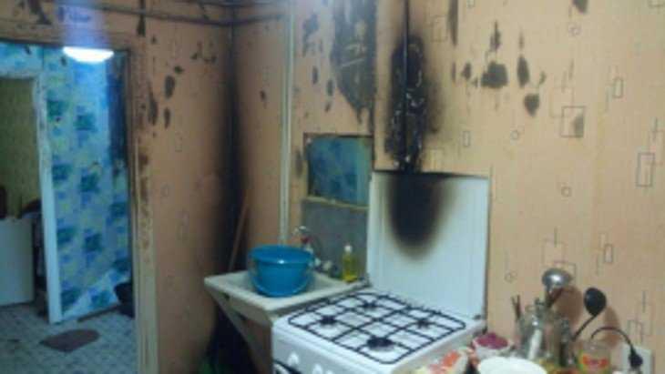 Три человека пострадали при взрыве газа в Брянской области