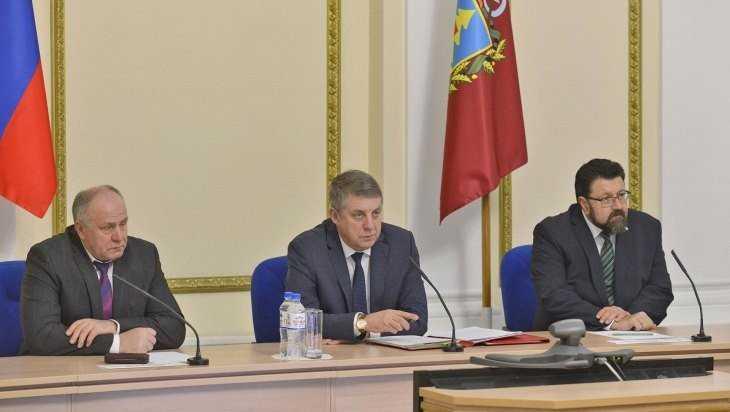 Брянский губернатор Богомаз призвал готовиться к Новому году с августа
