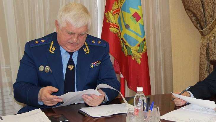 К прокурору Брянской области пришли с жалобами 12 жителей Клинцов