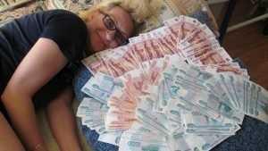 «Нищие» россияне увеличили банковские вклады