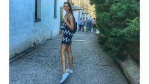 Брянскую красавицу высокого роста пригласили в проект журнала Glamour