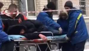 Скончался брянец, на которого рухнула глыба льда в центре Москвы