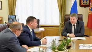 Главу Дубровского района брянский губернатор похвалил за больницы