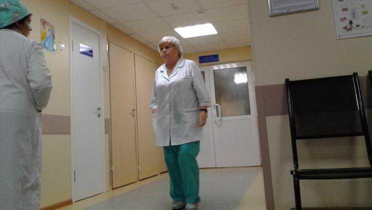 В Брянске более 100 тысяч человек остались без врача