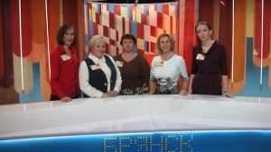 Во время телеигры на канале «Россия 1» прозвучал гимн Брянской области