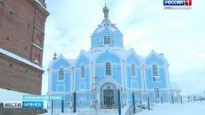 В Климовском районе решили восстановить колокольню уникального храма