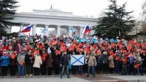 Аксёнов напомнил о борьбе Крыма с украинскими сепаратистами в 1991 году