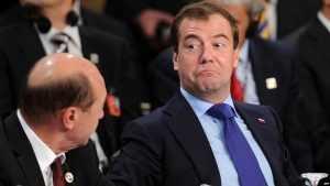 Кортеж Медведева спровоцировал дорожный коллапс в Краснодаре