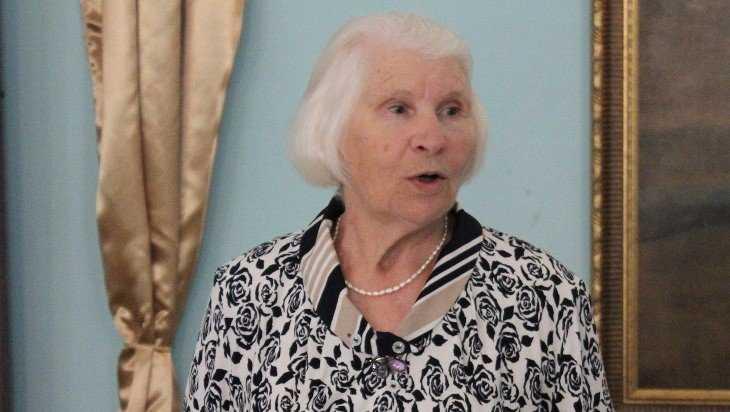 В Овстуге скончалась вдова основателя тютчевского музея-заповедника