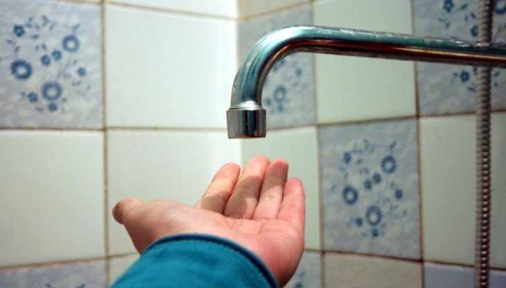 В Брянске 24 января оставят без воды дома на улице Бежицкой