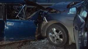 В Клинцах получили травмы оба водителя попавших в ДТП автомобилей