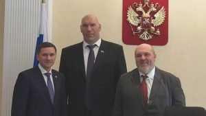 Брянский депутат Николай Валуев пообещал охотникам большие перемены