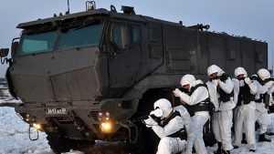 В Брянской области военных на границе с Украиной подняли по тревоге