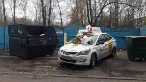 В Брянской области запустят мобильное приложение такси для мусора