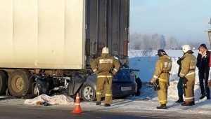 В страшном ДТП под Новозыбковом погиб 24-летний водитель