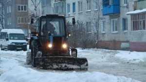 Брянцам 24 января пообещали метель и 18-градусный мороз