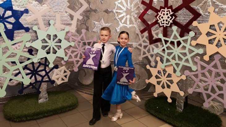 Юные брянские танцоры отличились на «Витебской снежинке»