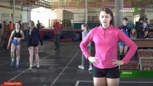 Брянские легкоатлеты начали подготовку к главным стартам сезона