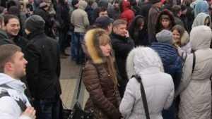 Население России уменьшилось впервые за 10 лет