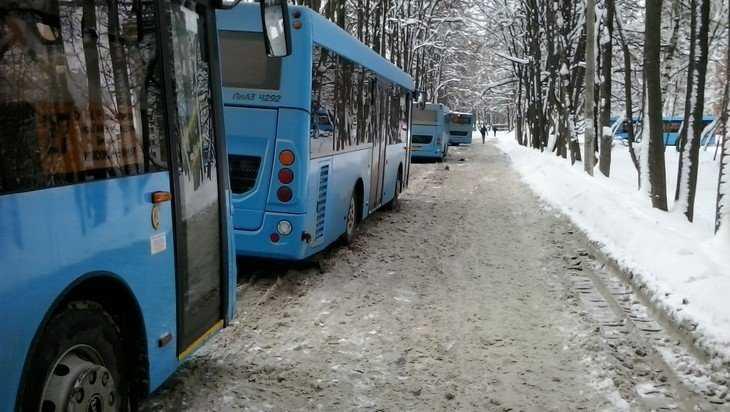 В Брянске ученые подумают над работой общественного транспорта