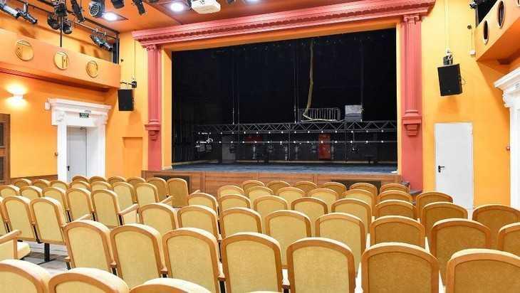Актёры Брянского театра кукол отметят новоселье фейерверком