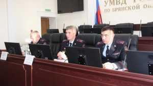 Глава УМВД Брянской области приказал бороться с коррупцией