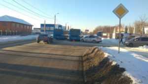 В Брянске разбилась упавшая пассажирка автобуса