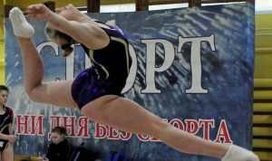 В Брянске открылся чемпионат ЦФО по спортивной гимнастике