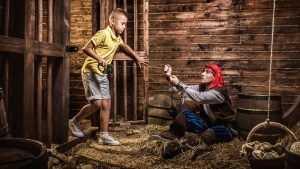 Стоит ли детям участвовать в квестах