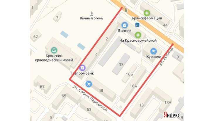 В центре Брянска из-за полицейского смотра ограничат парковку