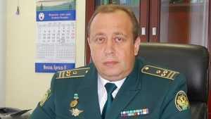 Начальнику Брянской таможни Ерошину присвоено звание генерал-майора