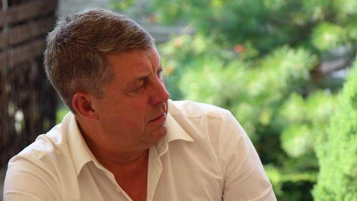Брянский губернатор Александр Богомаз празднует сегодня день рождения