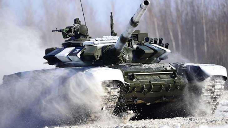 В Брянской области пройдет этап конкурса «Танковый биатлон»