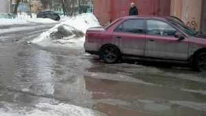 Килограмм соли на километр: Брянск принял неравное ледовое побоище