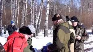 В Брасовском районе провели охотничий биатлон