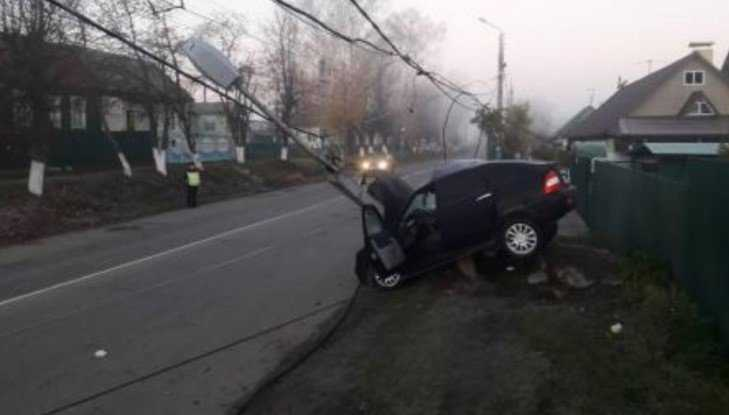 Брянского водителя за гибель пассажирки осудили на три года колонии