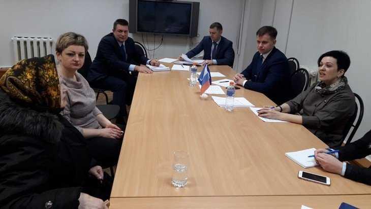 Валентина Миронова поможет жителям Сельцо решить вопросы ЖКХ
