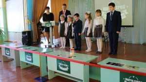 В Гордеевском районе самых прилежных школьников посадят за «Парту Героя»