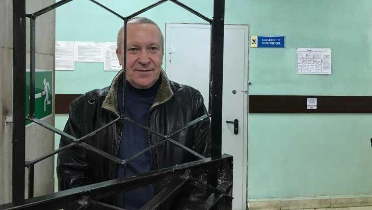 В Локте начался судебный процесс по делу спасителя беркутов