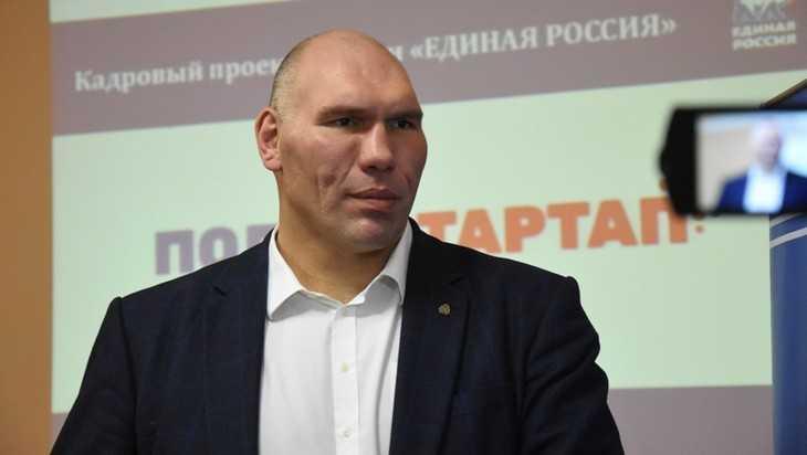 Валуев встретился в Брянске с участниками проекта «ПолитСтартап»