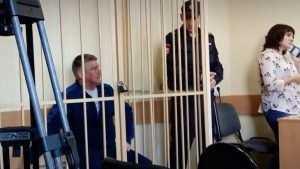 В Брянске на суде по делу Юрия Гапеенко случился скандал