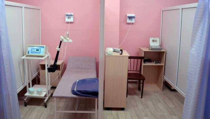В Брянском диагностическом центре отремонтировали отделение