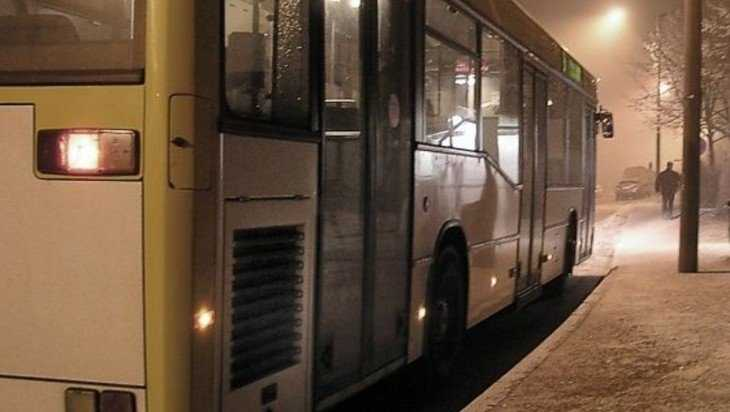 Мэр Брянска пообещал сделать автобусы доступными в вечернее время