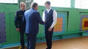 Восьмиклассник из Климова получит медаль «За спасение погибающих на водах»